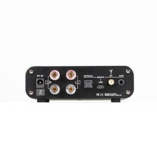 『Sabaj A3 80Wx2 デジタルパワーアンプ Bluetooth 4.2 ハイファイクラス D AMP USB DSP デジタル光入力 最大192 kHz』の3枚目の画像