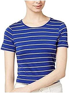 Kensie Round Neck T-Shirt For Women