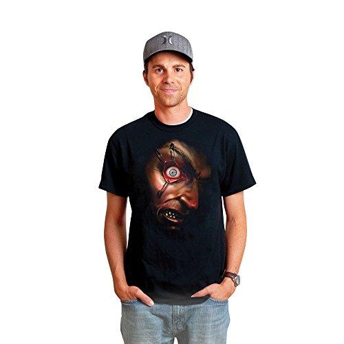 Morphsuits - DDTMENL - Frantically Moving Eyeball Digital Dudz - T-Shirt - Taille L