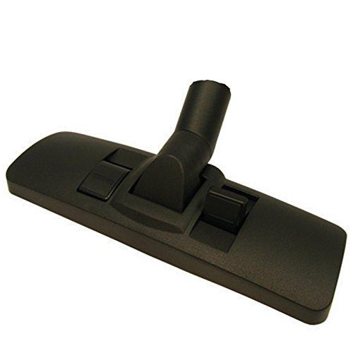 Qualtex – Tête à brosse pour aspirateur de sol, compatible Henry Electrolux Vax Hoover (32 mm, noir)