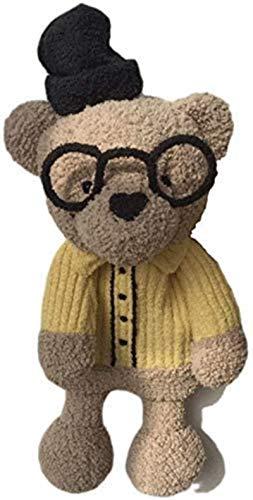 Gefüllte Tiere & Plüsch Spielzeug Baby Mädchen Geschenk Spielzeug Gefüllte Tier Plüsch Sachen Spielzeug Plüsch Pyjamas Bär Puppe Kreative Cartoon Puppe Warmwasser Flasche Abdeckung Kreative Spielzeug