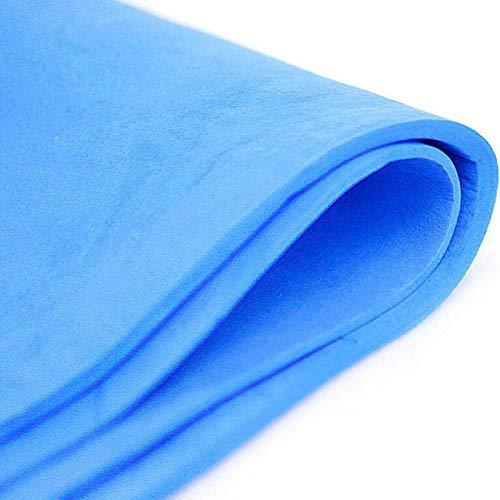 ZHDIN Material suave azul púrpura secado toalla de baño multifunción toallas de mascotas gato perro toalla absorbente especial suministros para mascotas