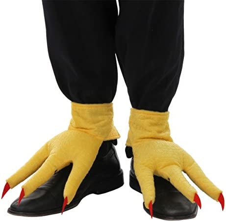 Chicken wings costume _image1