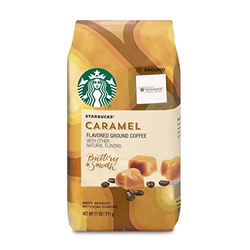 Starbucks Caramel, gemahlener Kaffee, 311 g