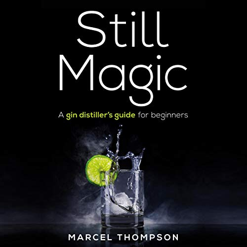 Still Magic audiobook cover art