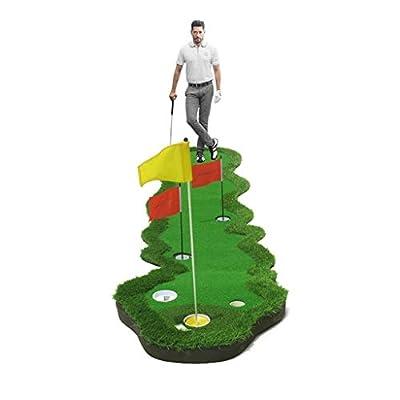 Schlagmatten Golfübungsgeräte Golf-Übungs Setzen