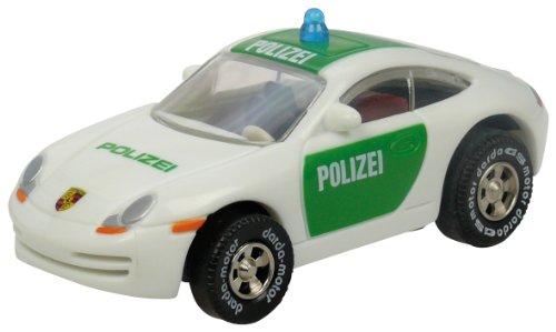 SIMM Spielwaren Darda 50301/Darda voiture course Formula Rouge//Blanc env 9/cm