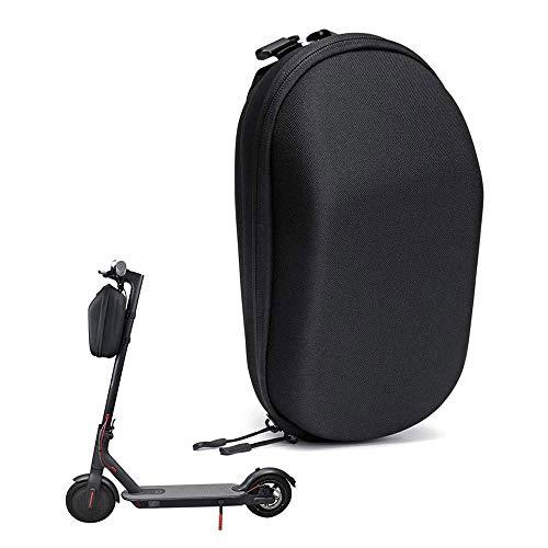 SUNJULY Sac de Scooter électrique, Sac de Rangement pour téléphone cellulaire de Grande capacité avec Poche Avant et Outils pour e-Scooter Xiaomi Mi M365, Coque Dure, étanche,