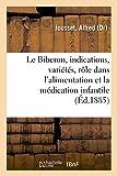 Le Biberon, ses indications, ses variétés, son rôle dans l'alimentation et la...
