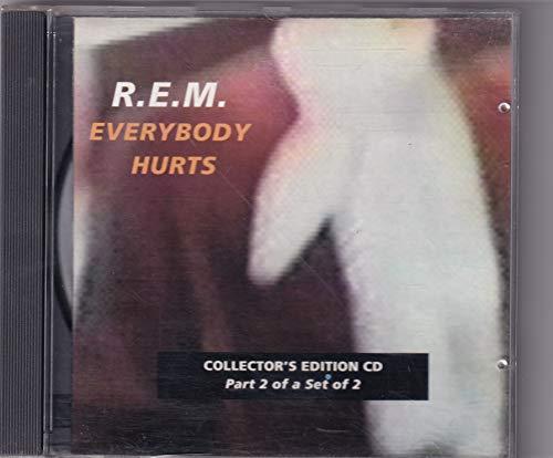 EVERYBODY HURTS CD UK WARNER BROS 1993