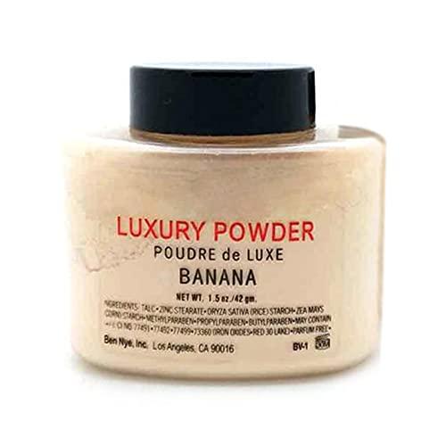 16oz Bottiglia di Trucco Polvere di Lusso Polvere Poudre Luxe Face Loose Powder 42g Donna Ragazza Beauty Make up