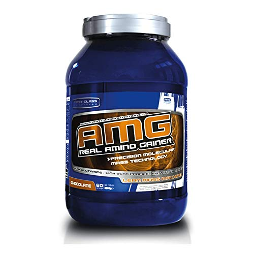 First Class Nutrition - AMG Real Amino Gainer (Vanilla - 3000 gram)