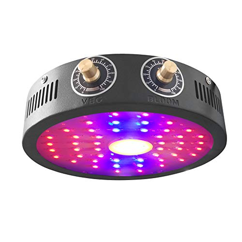 Adjustable 1000W COB LED Grow Light for Indoor Plant,Full Spectrum Plant Light Growing Lamps with...