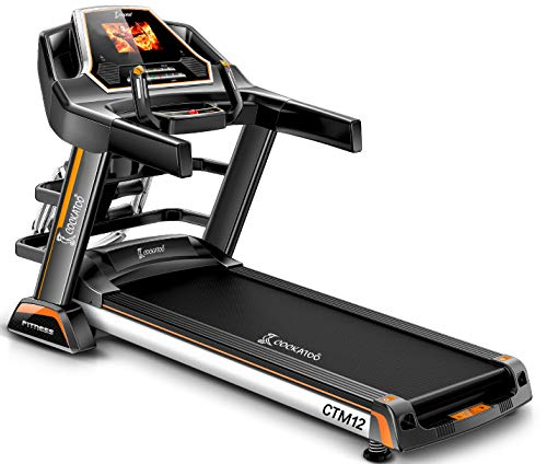 Cockatoo CTM12AC 2HP (4HP Peak) Motorized Treadmill  With Auto Incline