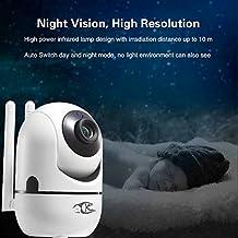 Surveillance Recorder 720P IP Camera Home Security Surveillance Camera Intelligent Auto Tracking Network Us Plug