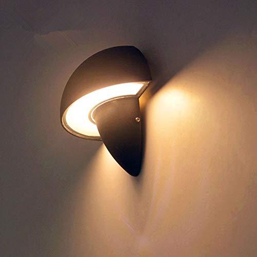HELELELELELELE binnenwandlamp, 6 W, moderne wandlampen, koudwit, modieus, aangenaam sfeerlicht, decoratie