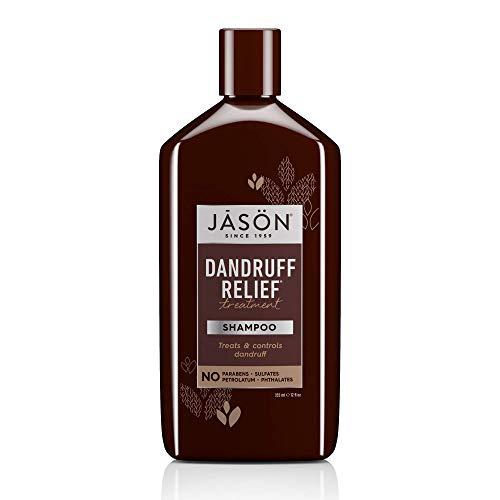 Jason Dandruff Relief Treatment Shampoo 12 oz (Pack of 2)