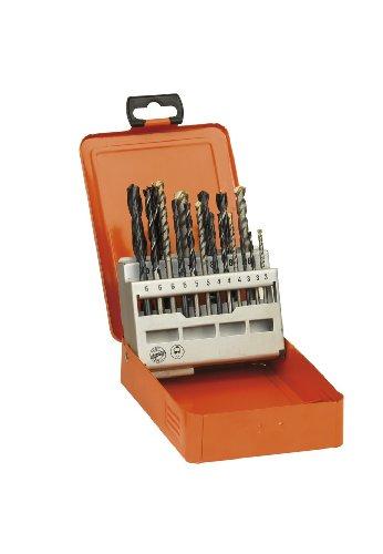 AEG 4932352463 Profi-Box Maxi-Mix Bohrer, 18-teilig