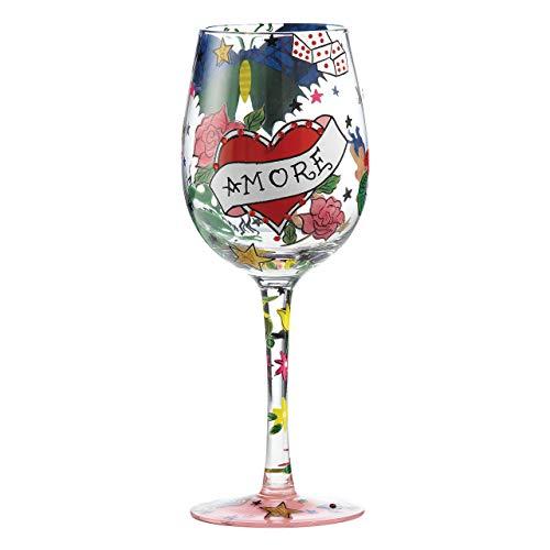 Copas De Vino Colores Marca Lolita
