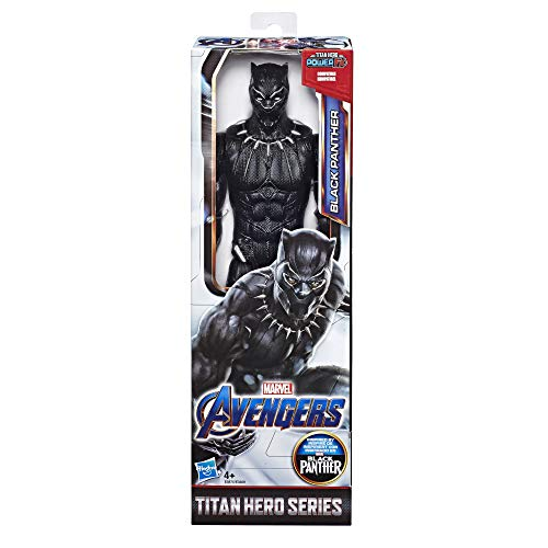 Marvel Avengers: Infinity War Titan Hero Serie 30 cm große Black Panther Action-Figur