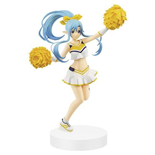 Banpresto SWORD ART ONLINE Memory Defrag EXQ Figure Figurine 22cm Cheers Asuna