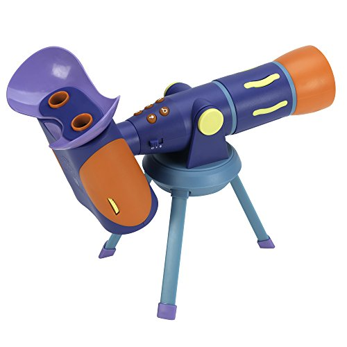 Educational Insights GeoSafari Jr. Talking Telescope, Asian - Telescope for Kids
