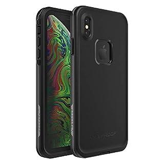 LifeProof FRĒ SERIES Waterproof Case for iPhone Xs Max - Retail Packaging - ASPHALT (BLACK/DARK GREY) (B07GC1X2Y4)   Amazon price tracker / tracking, Amazon price history charts, Amazon price watches, Amazon price drop alerts