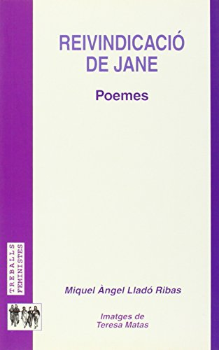 Reivindicació de Jane: Poemes (Treballs feministes)