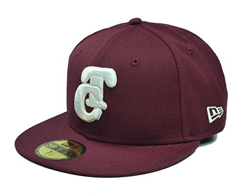 New Era Tomateros de Culiacan Mexican Pacific Fitted Cap 59Fifty NewEra 59Fifty: 7 5/8