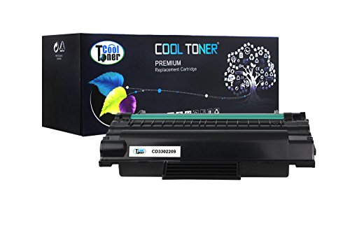 Cool Toner 1 Pack 6,000 Pages Black Compatible Toner Cartridge Replacement for DELL 2335 DELL 2335dn 330-2209 Used for Dell 2335, Dell 2335DN, Dell 2355DN High Yield