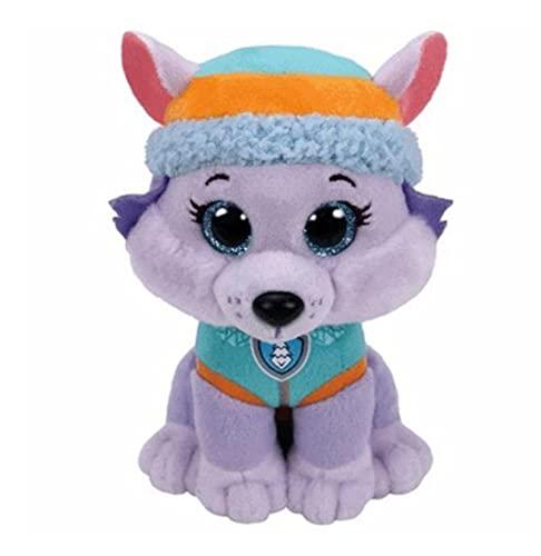 Patrulla Canina Ryder Everest Tracker de dibujos animados de animales de peluche juguetes modelo patrullas juguetes muñecas de fiesta para niños cumpleaños regalos de Navidad * 3 piezas