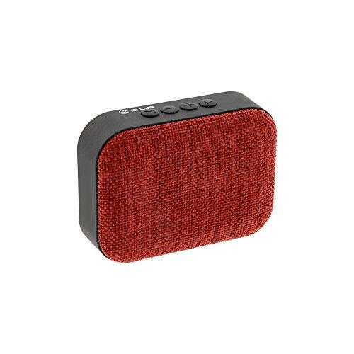 Bluetooth-Lautsprecher von Tellur Callisto, FM-Radio, Freisprechen, MicroSD, USB, Rot