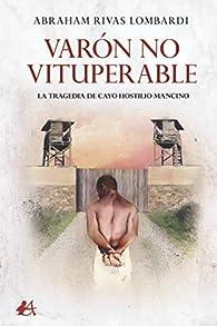 Varón no vituperable par Abraham Rivas Lombardi
