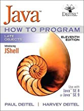 Java How To Program, Late Objects PDF