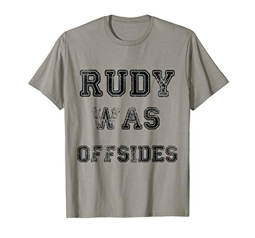 Mens RUDY was OFFSIDES T-Shirt