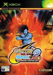 Capcom Vs. Snk 2 EO - Millionaire Fighting 2001 - Xbox