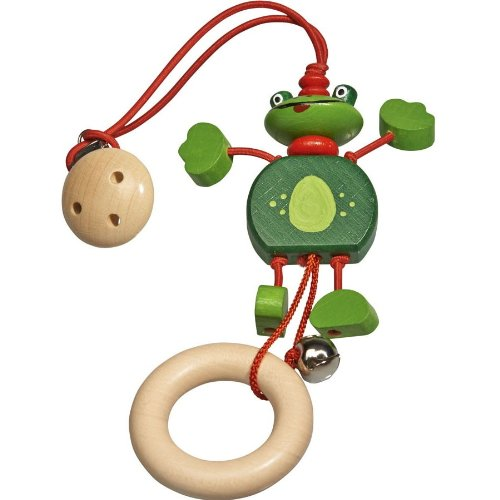 rammelaar Froggi hout 24 cm groen