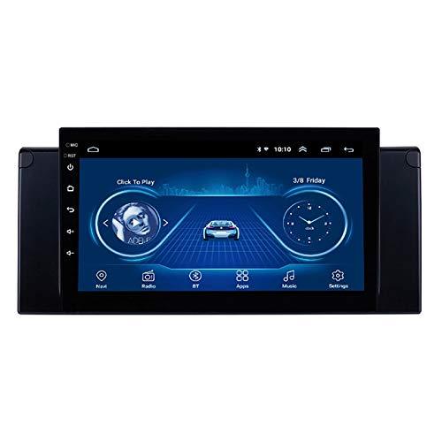 WY-CAR per BMW E39 E53 X5 1999-2006 Autoradio unità Principale Lettore Car Radio GPS Navigation Car Stereo Multimedia Screen Supporto GPS Carplay Controllo del Volante