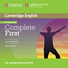 Complete First Class Audio CDs (2)
