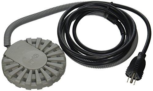 Allied Precision BDT250 Dégivreur pour Oiseaux avec Plusieurs thermostats 250 W Métallique Diamètre 12 cm