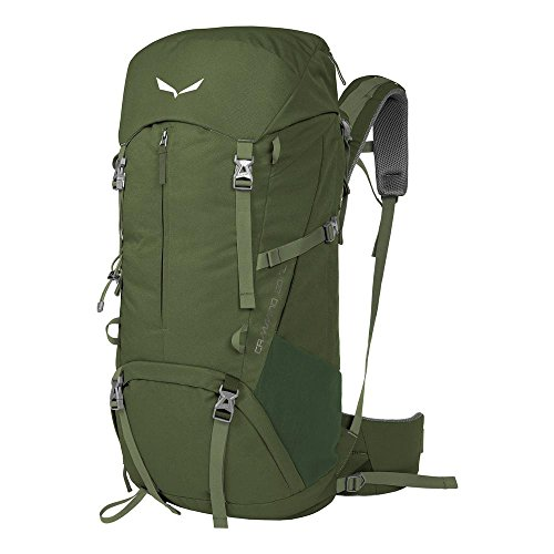 Salewa Cammino 50 Zaino, Taglia Unica, Kombu Green