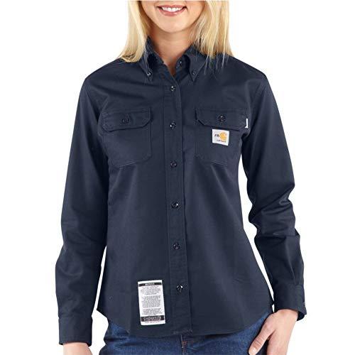 Carhartt Women's FR Twill Welding Shirt