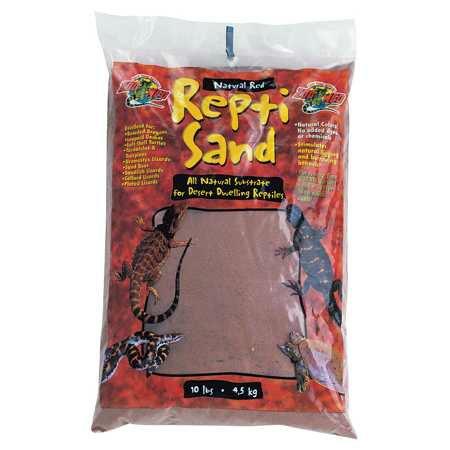 レプティサンド 砂漠の砂 赤 4.5kgamazon参照画像