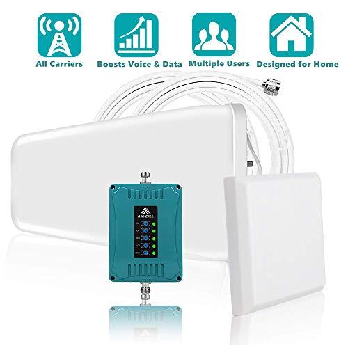 R Amplificateur UMTS WCDMA Repeteur de 3G Amplificateur de Signal pour Mobile Antenne or TOOGOO