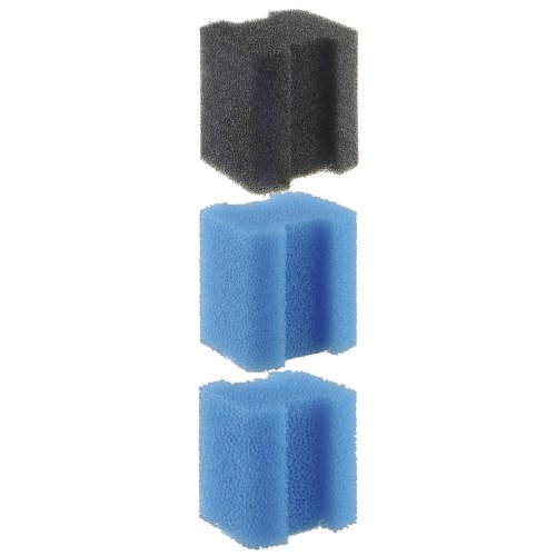 Ferplast 66725025 Blumodular Mechanischer Ersatzschwamm für Innenfilter Aquarien Blumodular