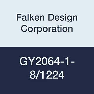 Falken Design GY2064-1-8/1224 Acrylic Gray Smoked Sheet, Transparent 29%, 12