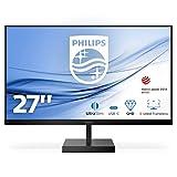 Philips 276C8 68 cm (27 Zoll) Monitor (HDMI, USB-C, 2560 x 1440, 75 Hz, FreeSync, 4 ms Reaktionszeit) schwarz