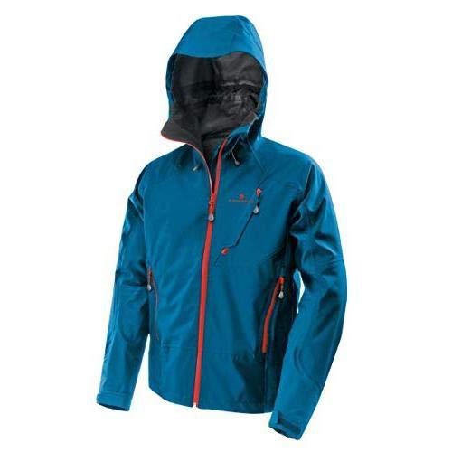 Ferrino Valdez S - Giacca da uomo, Uomo, giacca, 20370P34_XL, Azzurro, XL