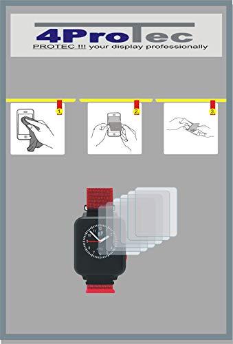 4ProTec 6X Display-Schutz-Folie KLAR für Anio 5