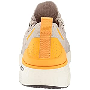 Cole Haan Men's Zerogrand OVERTAKE LITE Runner Running Shoe, Dove Gray Knit/Cadmium Yellow/Ivory, 10.5 Wide